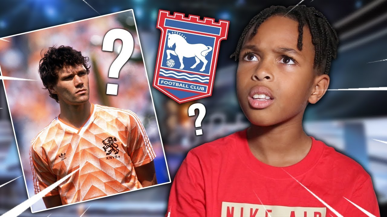 Download This Kid Knows Nothing! | HARDEST Football Quiz Challenge