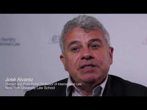 ASIL Interview: Jose Alvarez