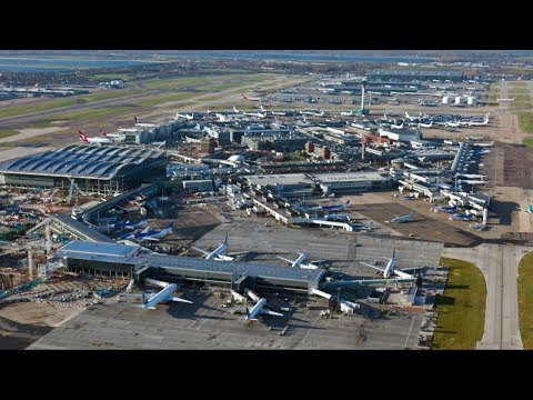 The LONDON HEATHROW Expansion