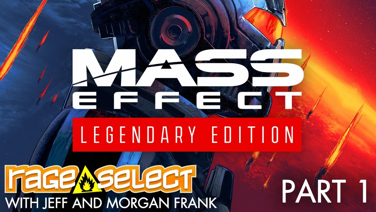 Mass Effect Legendary Edition (The Dojo) Let's Play - Mass Effect