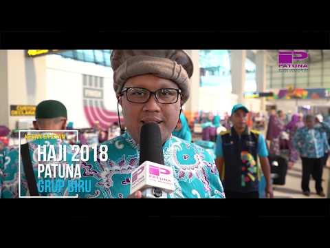 PATUNA TRAVEL - Manasik Haji Mujamalah Patuna 20 Juli 2019 (Hari Kedua).