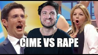 CIAO DARWIN 8: CIME VS RAPE | ANTHONY IPANT'S