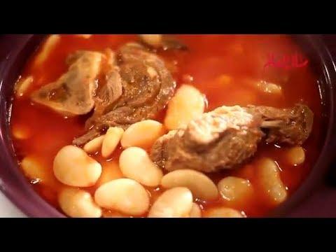 f4bcebe84 يخني الفاصوليا باللحم - وصفة سريعه - منال العالم - YouTube