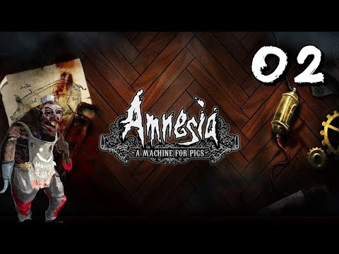 MET JULIA! Throwback 2013 ~ Amnesia: A Machine for Pigs #02 ~  Lets Play, Nederlands