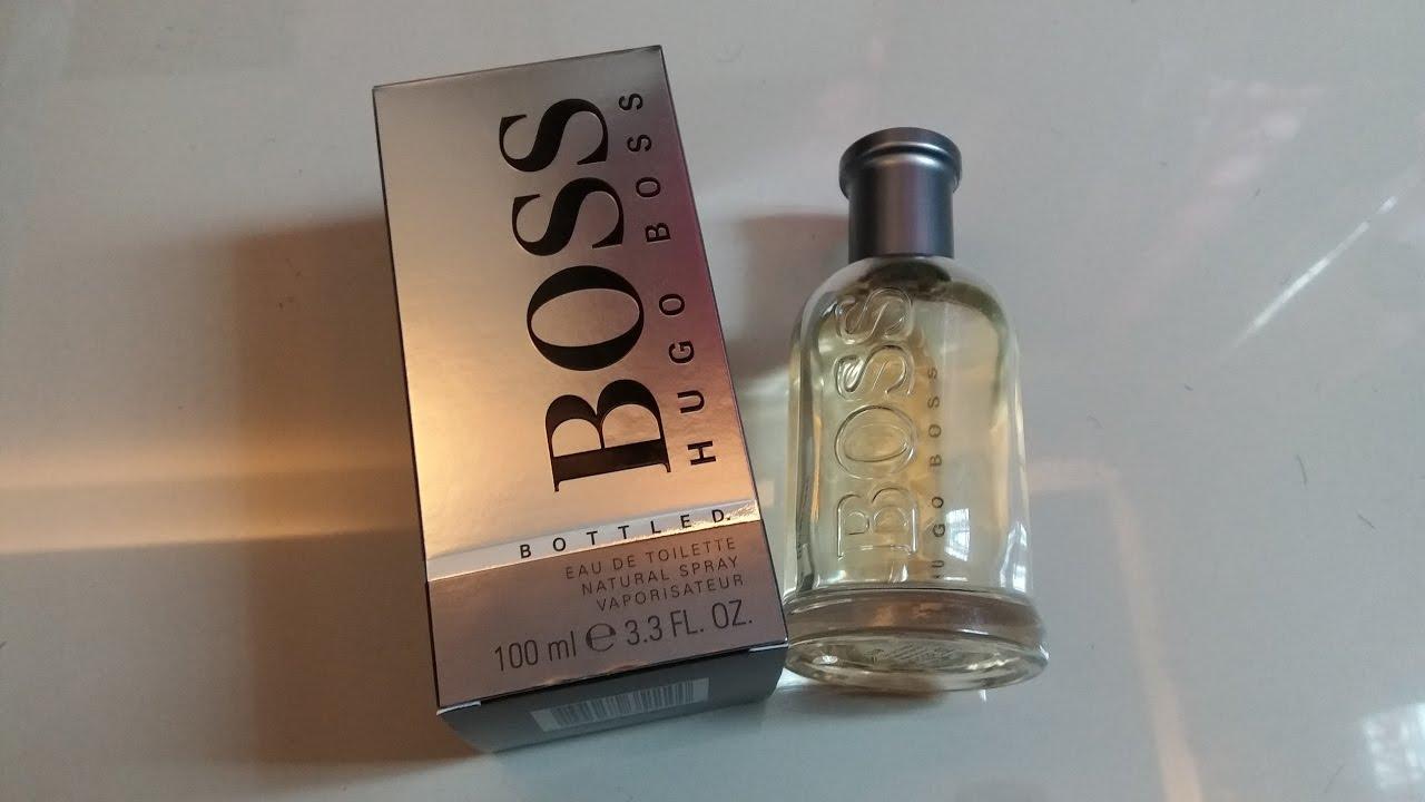 Hugo Boss Bottled/No. 6 (EDT) For Men- Casual Elegance
