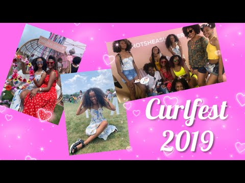 CURLFEST VLOG 2019!!💖