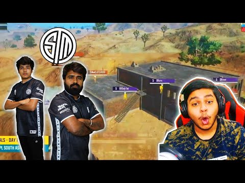 India Rank 1 Team TSM Entity Best MOMENTS In PUBG Mobile | Ft. Jonathan Gaming