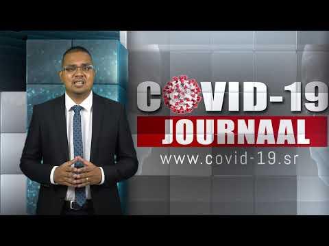 Het COVID 19 Journaal Aflevering 76 24 Oktober
