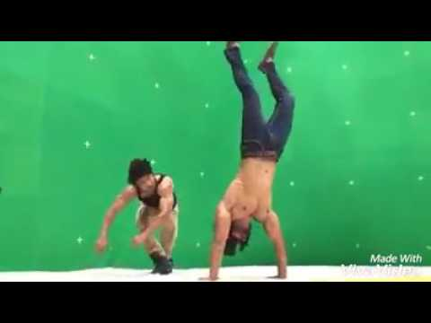 Vidyut Jamwal Live Action Of Commando 2