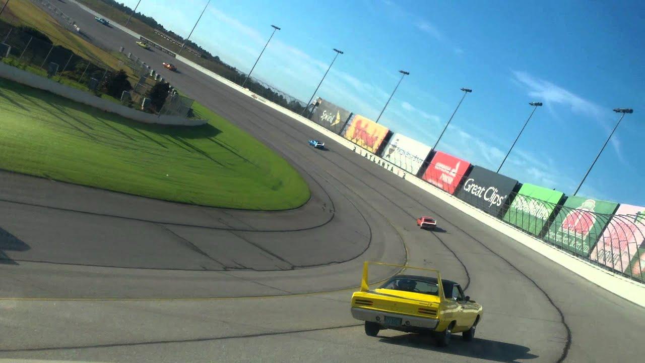 Aero Warriors At Atlanta Motor Speedway  Ford Torino