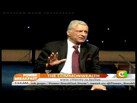 Power Breakfast Interview: The CommonWealth