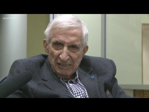 Sid Hartman, legendary sports writer who brought Lakers to ...