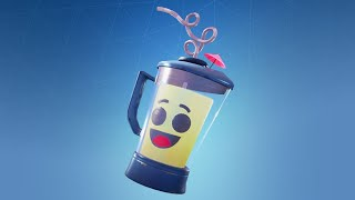 New SMOOTHIE BACK BLING in Fortnite! (14 Days of Summer FREE Reward) | FINALE