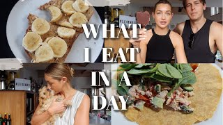 VLOG | What I eat in a Day, My 30 Day Fitness Challenge, New Jewellery