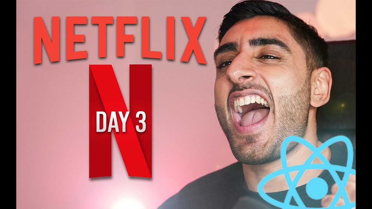 NETFLIX REACT.JS Challenge | Day 3 (Authentication & Plans/Profile Screen)