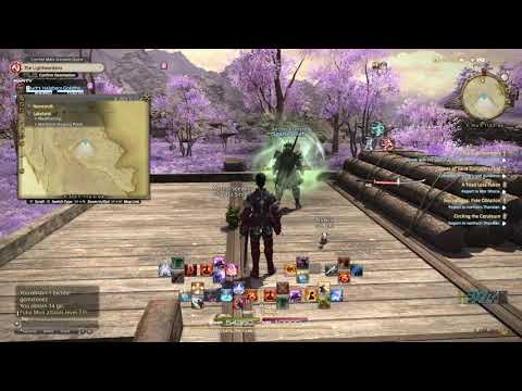FFXIV All Shadowbringers Aether Currents Locations
