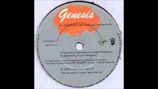 Genesis -  Mama HQ (vinyl)