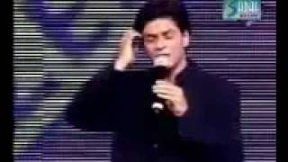 shahrukh khan interviewing jangeer khan in pashto - YouTube.flv