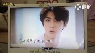 [VIETSUB] EXO Second Box - Sehun & Chanyeol Cut - Máy phát hiện nói dối