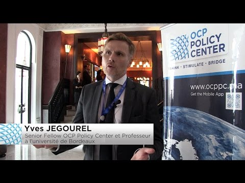 Yves Jégourel, Senior Fellow OCP Policy Center et Professeur à l'université de Bordeaux