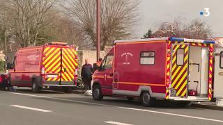 Un incendie détruit une partie de l'usine Eurial à Luçon, en Vendée.