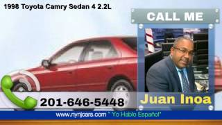 2013 Toyota Corolla S W/MOONROOF Used Maywood New Jersey   201-646-5448  