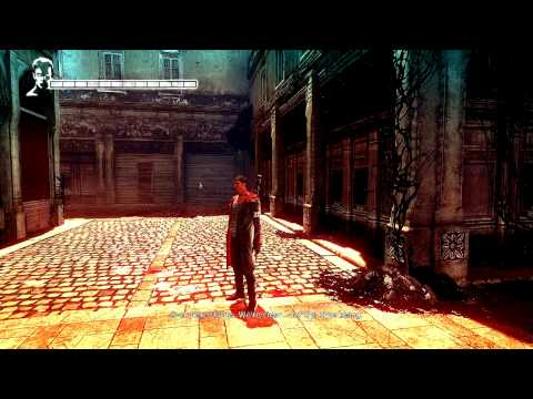 Let's Play DmC - Devil May Cry - Walkthrough Episode 4 - Can't fight City Hall