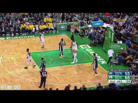 Boston Celtics Defensive Highlights vs Denver Nuggets (12/13/2017)