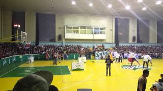 үндэсний цом 2015 багийн шидэлтийн тэмцээн