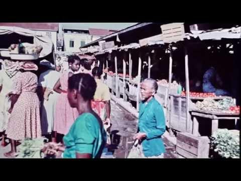 Suriname in oude privé-foto's (ca 1960). Deel 2.