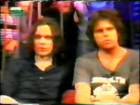 Ville Valo & Mige Amour Interview @ SIC Radical TV 2001