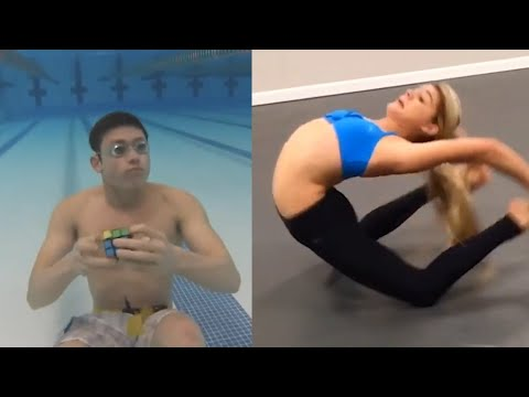 WEIRD TALENTS & STRANGE SKILLS! | PEOPLE ARE AWESOME