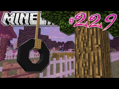 Minecraft | EPIC TYRE SWING!! | Diamond Dimensions Modded Survival #229