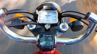 Motobecane 99z variator test