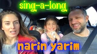 Karaokemsi Sing-Along | Emrah- Narin Yarim | Bizim Aile Eğlenceli Çocuk Videoları