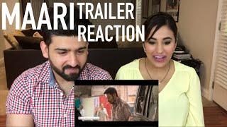 maari trailer reaction dhanush kajal agarwal by rajdeep