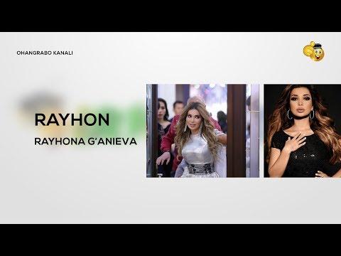 RAYXONA G'ANIEVA HAQIDA MALUMOT (BIOGRAFIYA)