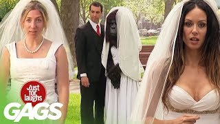 Best of Marriage Pranks | Just For Laughs Compilation