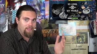 So Long My World - Kickstarter Board Game Review