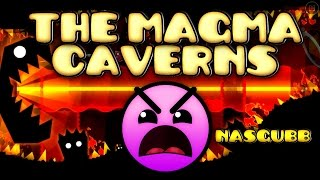 Geometry Dash [2.0] - The Magma Caverns - by Nasgubb