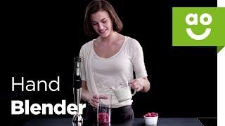 Braun MQ745 Hand Blender | ao.com