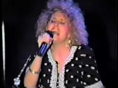 Eileen Clark Live at At My Place 7/24/90 promo and show