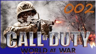 Call of Duty: World at War Kampagne [002] Hinterhalt! Let