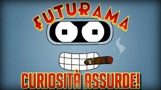 #Top10: Curiosità su FUTURAMA!