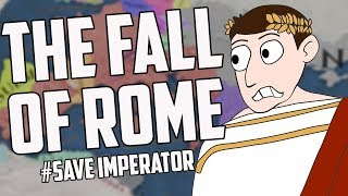 The End of Rome?! What If We Saved Imperator Rome?