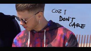 Ed Sheeran & Justin Bieber - I Don't Care [Cover]