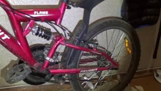 Брызговики на велосипед своими руками(Как я использовал сломанные крылья велосипеда для пользы., 2016-05-11T11:39:30.000Z)