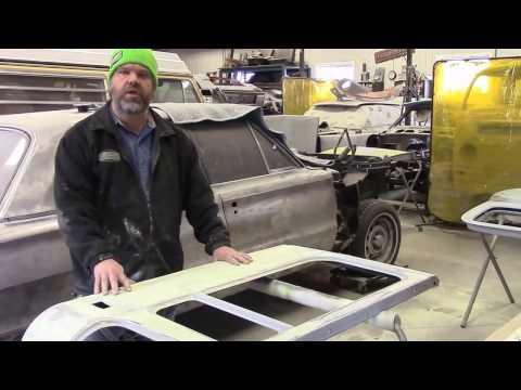 1981 Toyota LandCruiser FJ40 Restoration Update, Body Work Side Panels,  lastchanceautorestore com