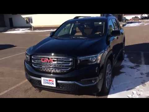 2017 Gmc Acadia All Terrain At Don Johnson Motors In Rice