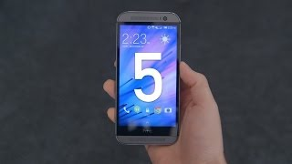 HTC One M8: 48 Hours Later - Top 5 Features!